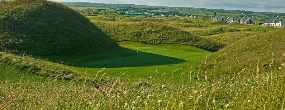 Seed Bombs Across Irish Golf Courses