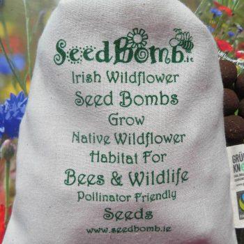 SeedBomb.ie native wildflower seeds